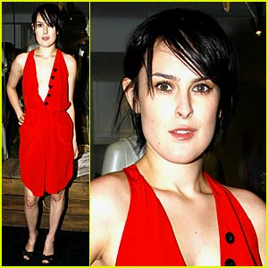 Rumer Willis Boosts Beckley Boutique