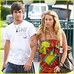 Ashley Tisdale is Paty's Pretty