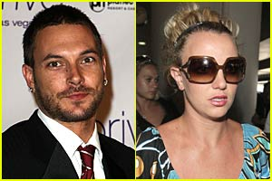 Britney Spears Settles Custody Battle