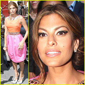 Eva Mendes: I Dream of Genie!