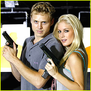 Heidi Montag is a Straight Shooter