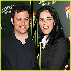 Jimmy Kimmel &#038; Sarah Silverman Split