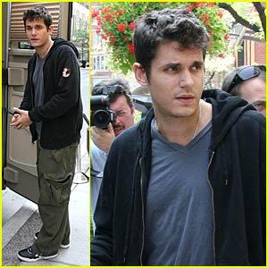 John Mayer Hits Up Hazelton Hotel