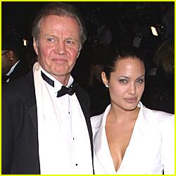 Jon Voight: I'm Happy For Angelina Jolie's Twins