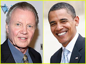 Jon Voight: Barack Obama Will Weaken America
