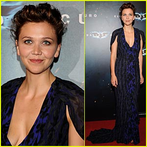 Maggie Gyllenhaal is a Barcelona Babe