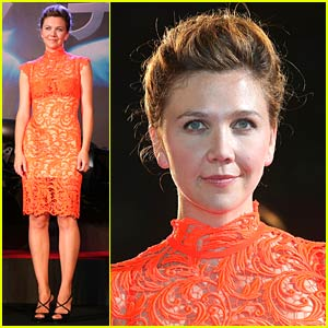 Maggie Gyllenhaal Teases Tokyo