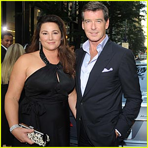 Pierce Brosnan Second Wife