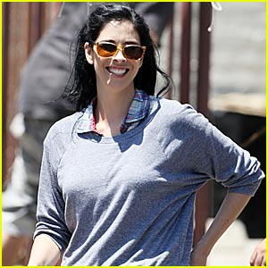 Sarah Silverman: Single and Smiling!