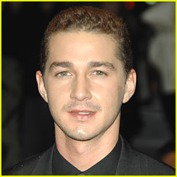 Shia LaBeouf: It Wasn't Me!