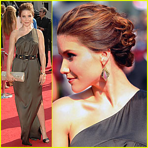 Sophia Bush is an ESPY Awards Babe