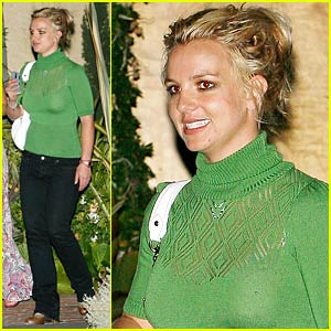 Britney Spears Recording With Justin Timberlake?