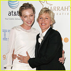 Ellen DeGeneres & Portia de Rossi: Wedding This Weekend!
