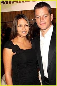 Gia Damon -- Matt Damon's New Daughter!