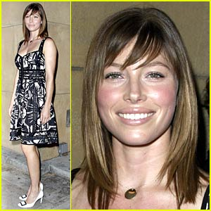 Jessica Biel is High on Hollyshorts