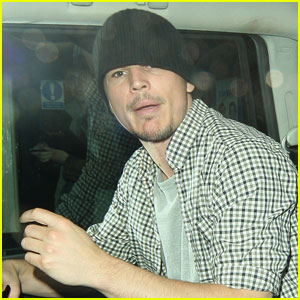 Josh Hartnett Is The Rain Man