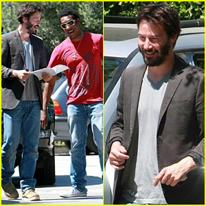 Keanu reeves gay partner