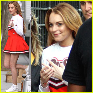 Lindsay Lohan is Ugly Betty Beautiful