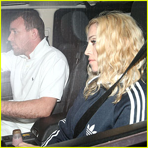 Madonna and Guy Get By