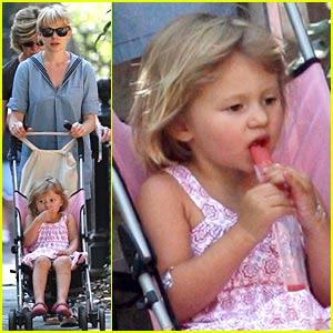 Matilda Ledger is an Ice Pop Princess