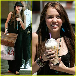 Miley Cyrus' Sunday Morning Service