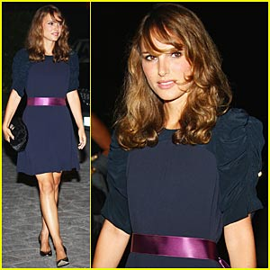 Natalie Portman is Very Venice