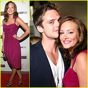 Leighton Meester is Sebastian Stan Sexy