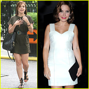 Sophia Bush is Piccolo Pretty