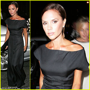 Victoria Beckham Prepares Perfume Launch