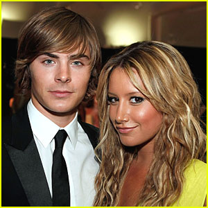 My Work - Ashley Tisdale    Zac Efron And Ashley Tisdale In Love