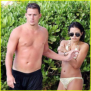 Channing Tatum is a Hawaiian Hottie