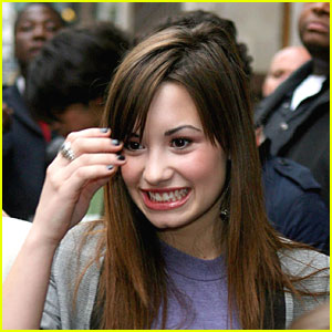Demi Lovato Rocks Radio