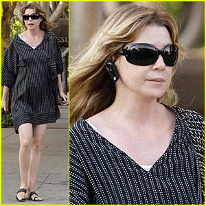 Ellen Pompeo: Beam Me Up Scotty!