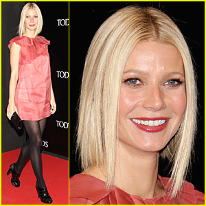 Gwyneth Paltrow is a Hostess with the Mostess