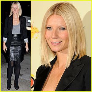 Gwyneth Paltrow... is on the Road Again