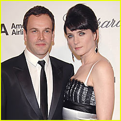 Jonny Lee Miller Is Going To Be A Baby Daddy