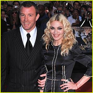 Madonna Premieres RocknRolla