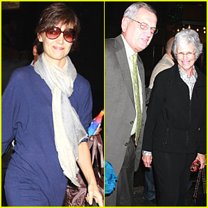 Meet Katie Holmes' Parents!