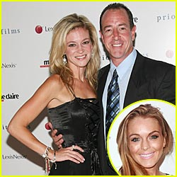Michael Lohan is Engaged!