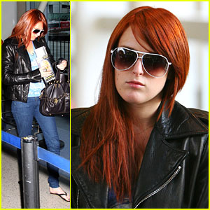 Rumer Willis Loves LAX