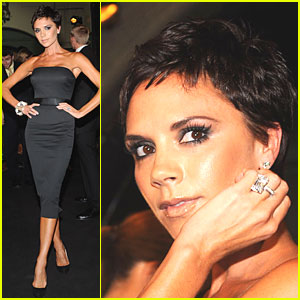 Victoria Beckham's Hot New Haircut