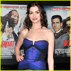 Anne Hathaway Has a 'Sexy' New Man