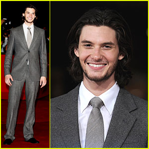 Ben Barnes Goes Gray