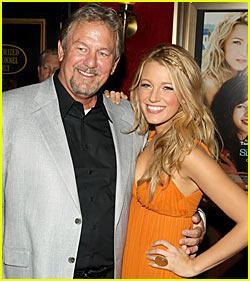 Blake Lively's Dad Seriously Injured In Car Crash