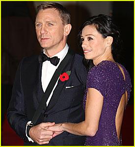 Daniel Craig World Premieres 'Quantum of Solace'