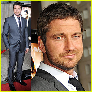 Gerard Butler is Cinerama Sexy
