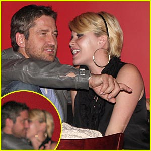 Gerard Butler & Shanna Moakler = New Couple?