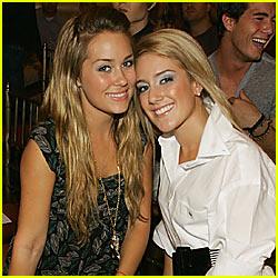 Heidi Montag And Lauren Conrad Friends Again