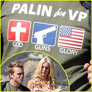 Heidi & Spencer: Vote McCain-Palin!
