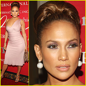 Jennifer Lopez Gets Fashion Fierce